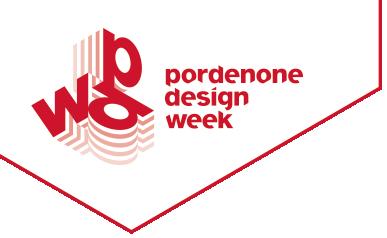 PDW Pordenone Design Week Logo