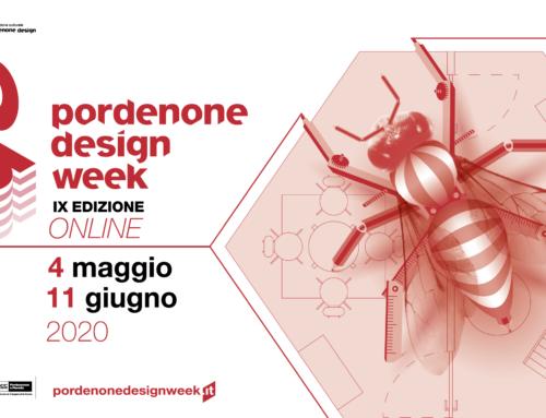 Riparte in digitale la Pordenone Design Week 2020
